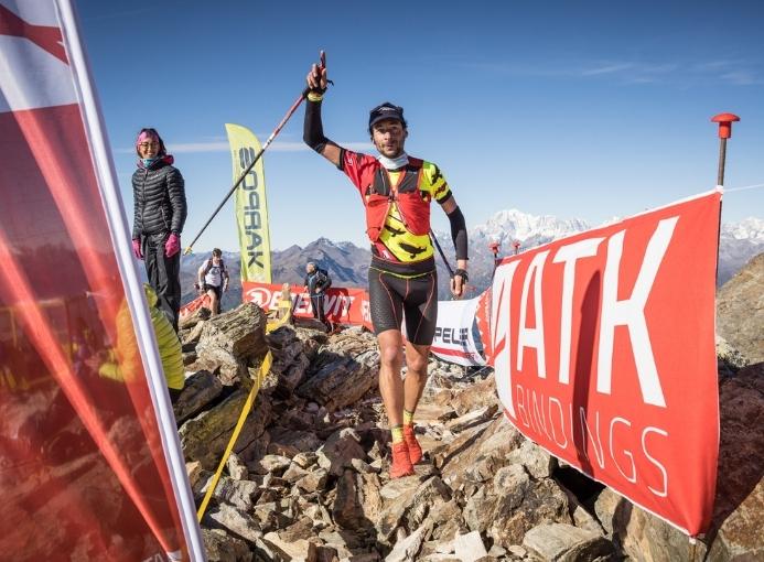 vertictrail mont mary Cristian Minoggio